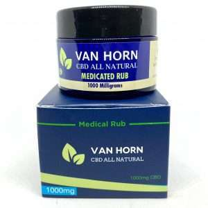 van horn rub 1000mg front