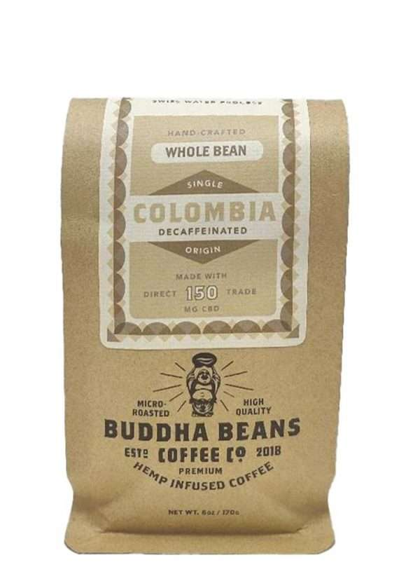coffee colombia decaf